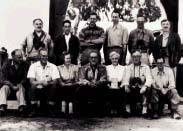 One of the scientific expeditions to Doñana in the 1950´s