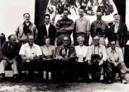 Expedición Científica a Doñana en los 50.
