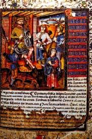 Libro de las Cacerias, siglo XIII